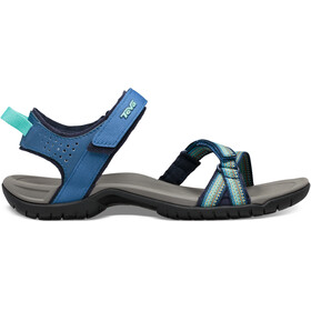 Teva Verra Sandaler Damer, antiguous dark blue